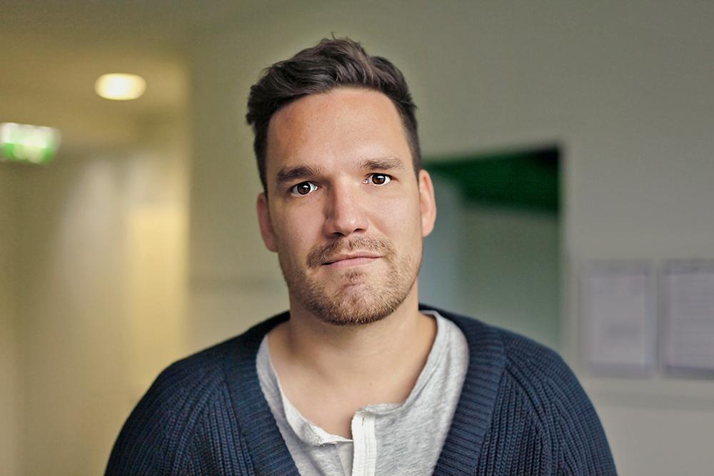 Portrait Markus Götsch